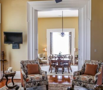The Victor Pepin Suite, Pepin Mansion