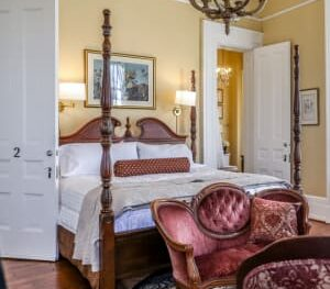 The Culbertson Suite, Pepin Mansion