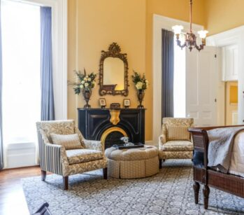 The Barth Suite, Pepin Mansion