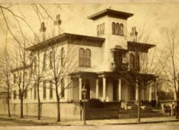 Our History, Pepin Mansion