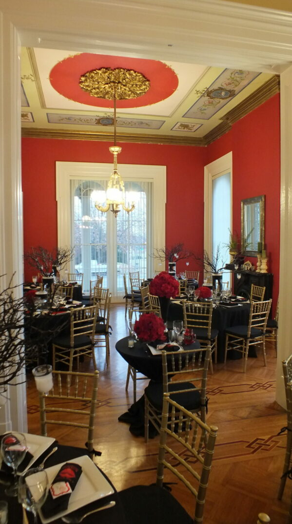 About Us, Pepin Mansion